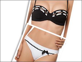 Montage lingerie