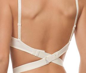 Soutien-Gorge dos nu de la marque Antigel de Lise Charmel