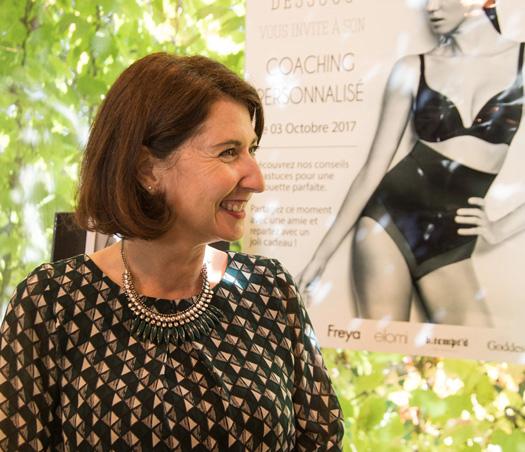 a1431b01ca Rencontre avec une experte lingerie Wacoal - Le Mag' Dessus Dessous