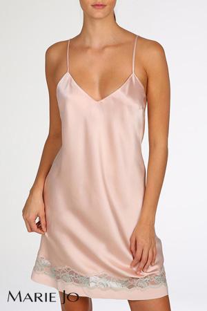nuisette mai nearly pink marie-jo haute lingerie chez dessus dessous à porter de jour et de nuit