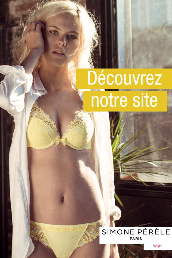 Découvrez le site de lingerie en ligne Dessus-Dessous