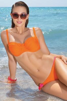 L'Estivale Chic orange estival