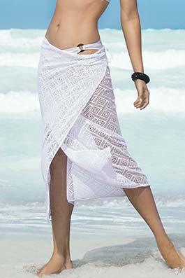La Crochet Forever blanc