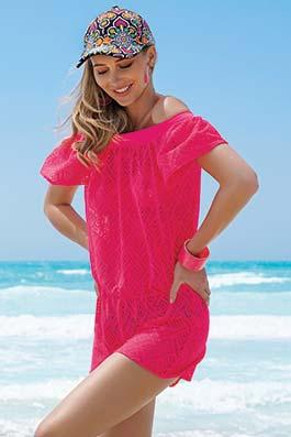 La Crochet Forever crochet pink