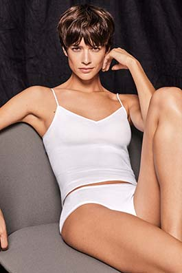 Cotton Seamless blanc