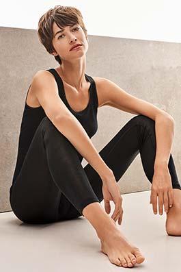 Pure Silk noir