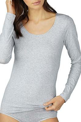 Cotton Pure grey mélange