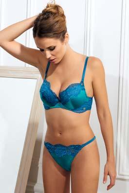 Adriana bleu-turquoise