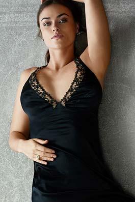 Soie Belle noir