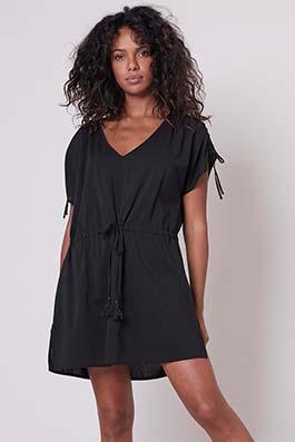 Beachwear noir