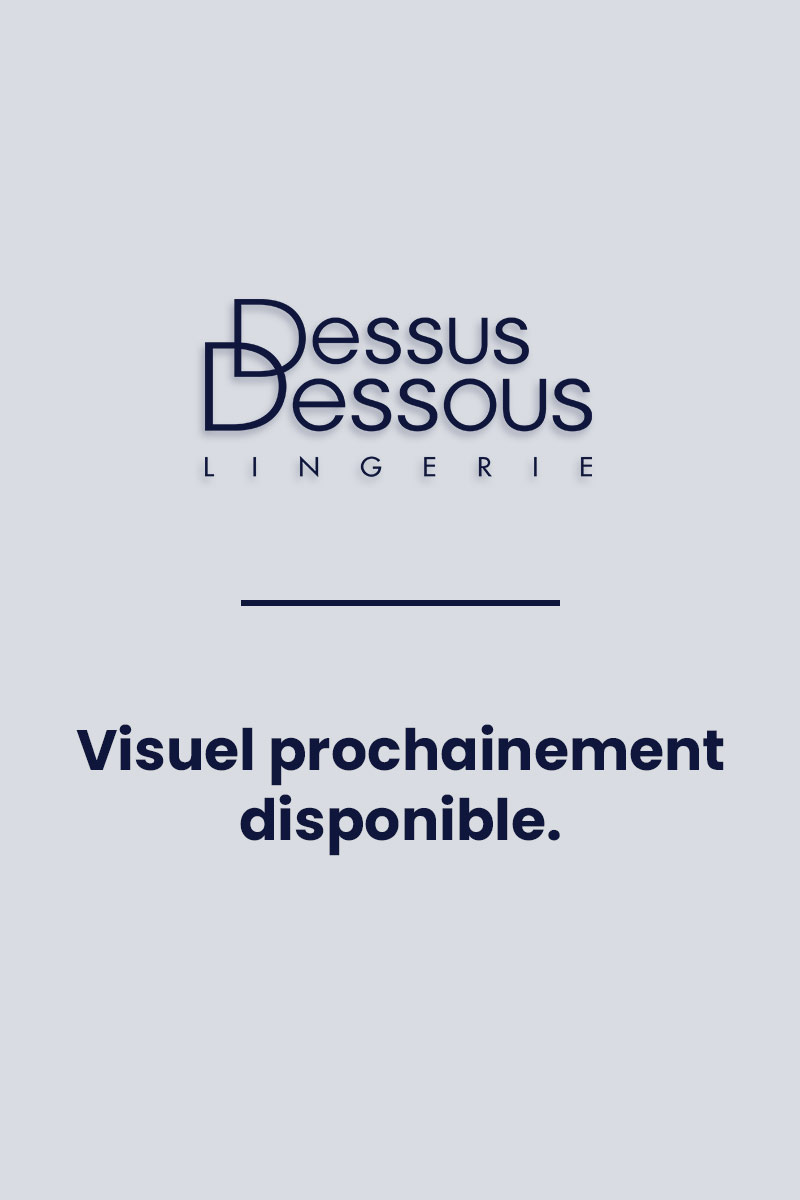 slip séduction  dressing bleu