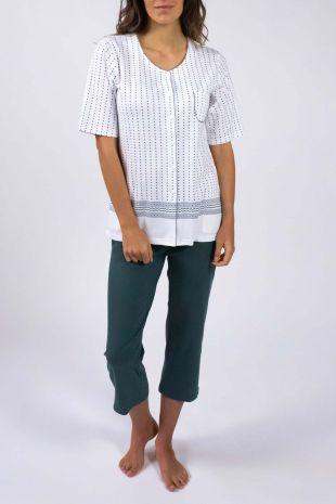 pyjama Sally Stone imprimé 01