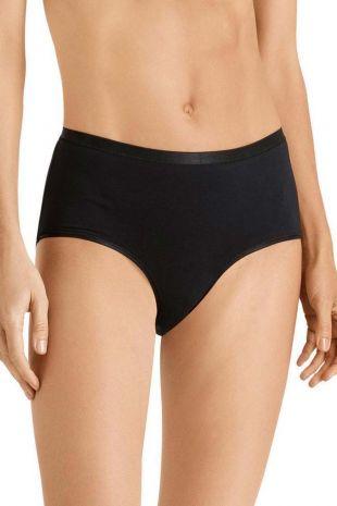 culotte maxi  Hanro Cotton Sensation  noir 071413 1