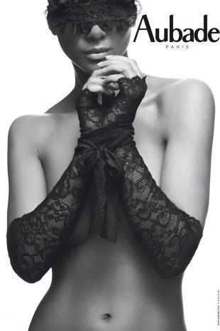 loup et gants La Boite à Désir noir 01
