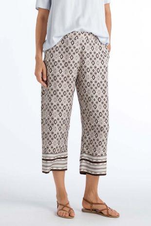 pantalon Favourites Boho print 01