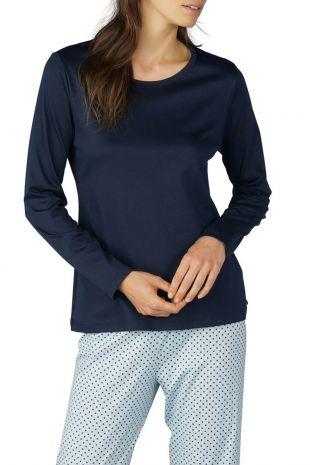 pyjama Mey Sonja night blue imprimé imprimé 14953 1