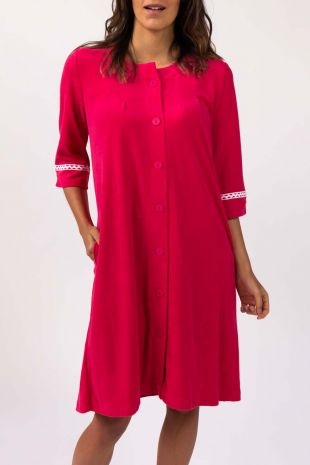 robe de chambre Terry Grenadine 01