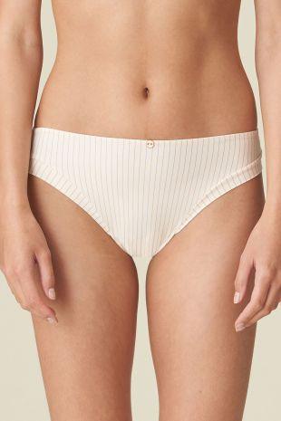 slip brésilien  Marie-Jo L'Aventure Danny silk ivoire 0521920 1