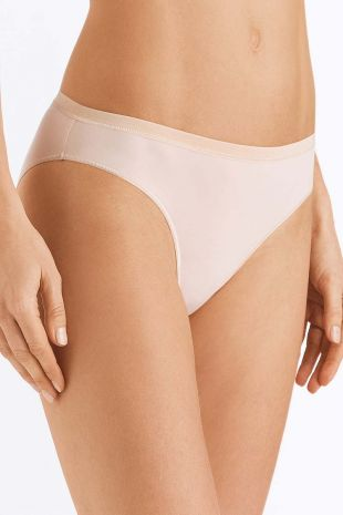 slip mini Hanro Cotton Sensation peau 071403 1