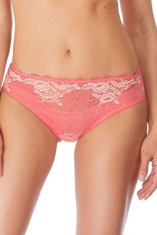 slip Wacoal Lace Perfection strawberry ice rose WE135005 1
