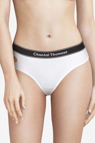 string Chantal Thomass 211 Honoré blanc T05C80 1